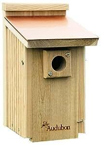 Audubon Coppertop Cedro Bluebird Casa Modelo NACOPBB : Pet Supplies