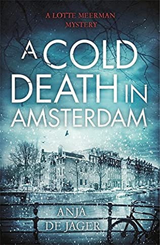book cover of   A Cold Death in Amsterdam