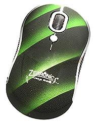 Zebronics Candy Optical Mouse (Green)