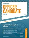 img - for Master The Officer Candidate Tests: Targeted Test Prep to Jump-Start Your Career (Peterson's Master the Officer Candidate Tests) book / textbook / text book