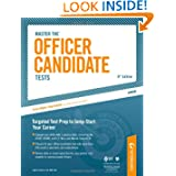 Master The Officer Candidate Tests: Targeted Test Prep to Jump-Start Your Career (Peterson's Master the Officer...