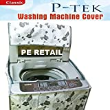P-TEK WASHING MACHINE COVER FOR TOP LOAD WASHING MACHINE