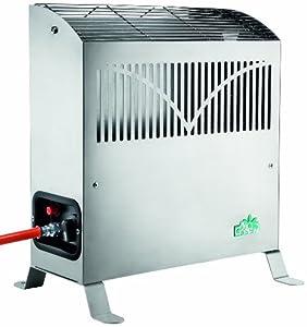Bio Green Gasheizung Frosty 2500 W, Silber von Hersteller Bio Green