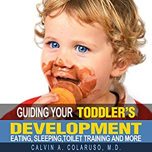 Guiding Your Toddler's Development Audiobook