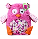 Nat and Jules Plush Toy, Floralicious Owl, Evette