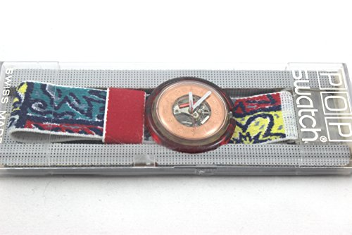 1991 Rare Vintage Swatch Watch Pop Provencal PWK137 5