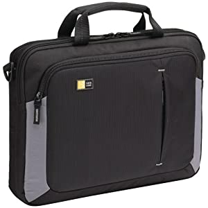 Case Logic VNA214 14.1-Inch Laptop Attache (Black)