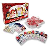 Disney Princess Valentine Candy Card Kit