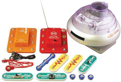 Elenco Snap Circuits Rover Uc-90 Upgrade Kit