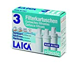 Classic Style Water Filter Cartridge, Pack of 3