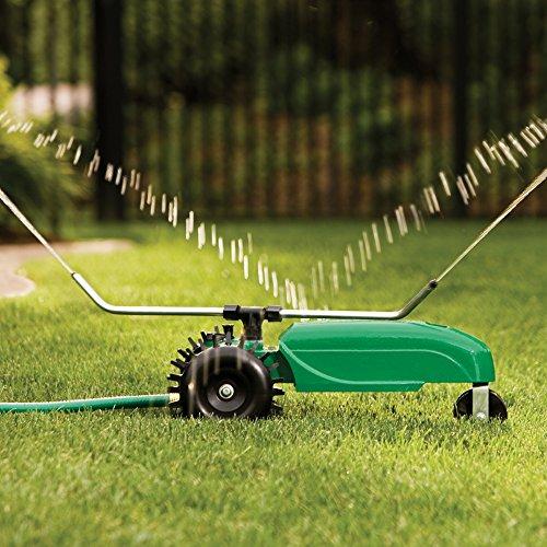 Orbit Lawn Sprinkler Tractor Parts : Orbit traveling sprinkler home garden lawn