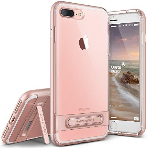 vrs-design-funda-iphone-7-plus-crystal-bumperoro-rosa-transparente-caseshock-absorcion-coverkickstan