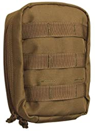 Condor Outdoor Tactical EMT First Aid Pouch, MOLLE Compatible- Coyote Tan