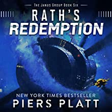 Rath's Redemption: The Janus Group, Book 6 Audiobook by Piers Platt Narrated by James Fouhey