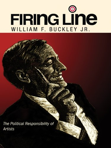 "Firing Line With William F. Buckley Jr. ""The Political Responsibility Of Artists"" front-638293"