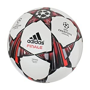 Buy Adidas Finale 13 Capitano Champions League Soccer Ball (5) by adidas