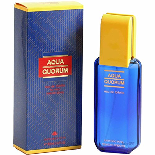 Antonio Puig Aqua Quorum Eau de Toilette Spray 100 ml