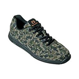 Brunswick Flyer Bowling Shoes, Camo, 7.0