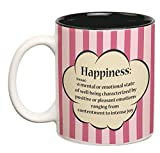 Happiness Definition Double Color