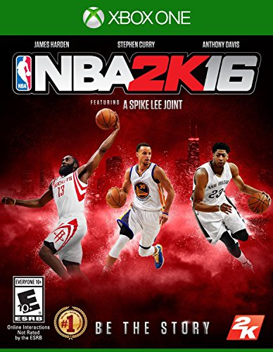 NBA 2K16 - Xbox One (Xbox One Consoles 2k Bundle compare prices)