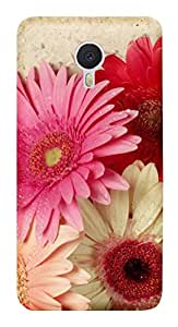 TrilMil Premium Design Back Cover Case For Meizu M3 Note