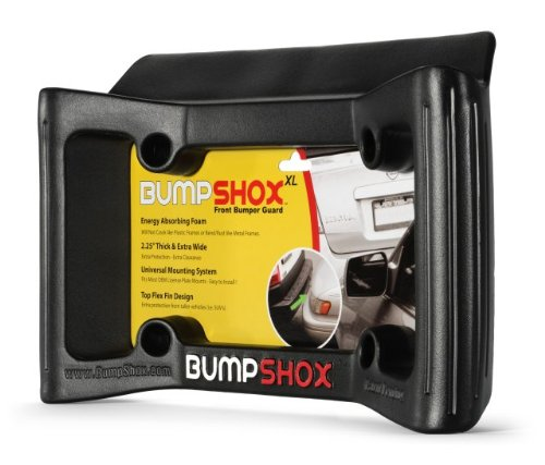 Bumpshox xl front car bumper protection ultimate front bumper guard front bumper protection