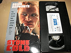 Stone Cold [VHS]