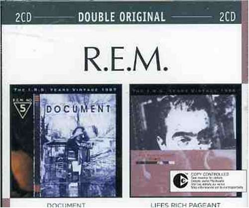 R.E.M. - Document/Life