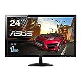 ASUS Gamingモニター24型フルHDディスプレイ ( 応答速度1ms / フリッカーフリー / 1,920x1,080 / HDMI×2,D-sub / スピーカー内蔵 / 3年保証 ) VX248H ランキングお取り寄せ
