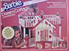 Vintage BARBIE DREAM COTTAGE Doll HOUSE Unfurnished w SUN DECK 2 Floors Over 3 Ft Long (1982 Mattel Hawthorne)