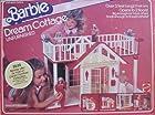Vintage BARBIE DREAM COTTAGE Doll HOUSE Unfurnished w SUN DECK 2 Floors Over 3 Ft Long (1982 Mattel Hawthorne)
