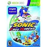 Sonic Free Riders - Xbox 360 Standard Editionby Sega of America, Inc.