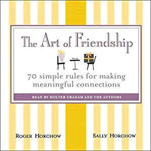 The Art of Friendship Audiobook