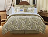 Tommy Bahama Bimini 4-Piece Comforter Set, Queen