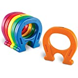 Learning Resources Primary Science Horseshoe-Shaped Magnets (Set of 6)