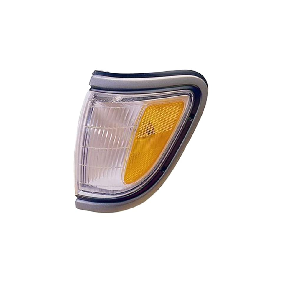 OE Replacement Toyota Tacoma Left Park Lamp Assembly (Partslink Number TO2520144)