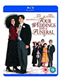 Four Weddings and a Funeral [Blu-ray] [1994]