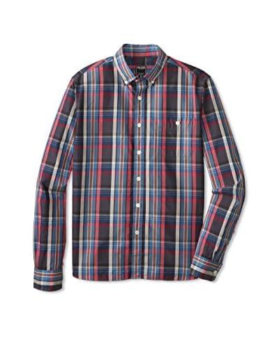 Todd Snyder Men's Plaid Button Down Shirt