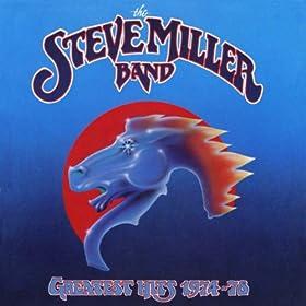 Titelbild des Gesangs Swingtown von Steve Miller Band