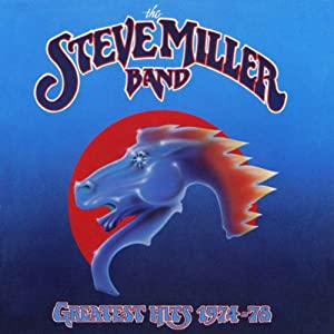 Steve Miller Band -  Steve Miller Band Greatest Hits - 1974-1978