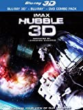 519oBzgWENL. SL160  IMAX: Hubble 3D (Blu ray 3D + Blu ray + DVD + Digital Copy Combo Pack) [Blu ray 3D]