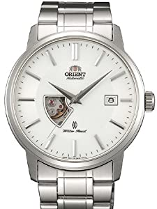 Orient Eminence Open Heart Automatic Watch with Sapphire Crystal DW08003W