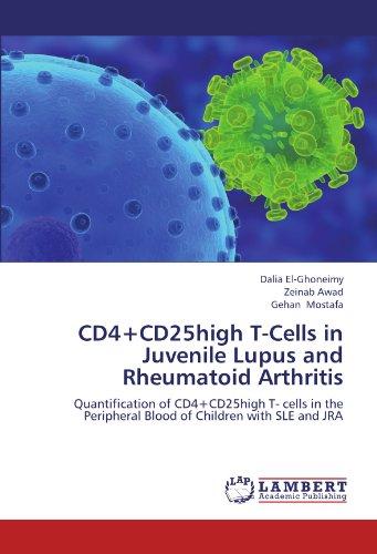 cd4-cd25high-t-cells-in-juvenile-lupus-and-rheumatoid-arthritis