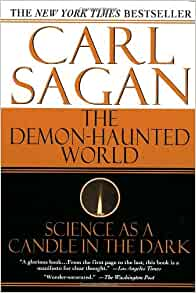 an analysis of the book a demon haunted world science as a candle in the dark Find helpful customer reviews and review ratings for the demon-haunted world: science as a candle in the but the book will serve as a candle in the dark to.
