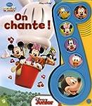 La Maison de Mickey : Je chante avec...