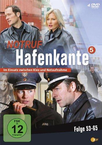 Notruf Hafenkante 5 - Folgen 53-65 [4 DVDs]