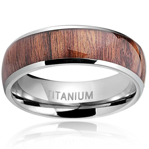Personalized Jewelry  Cascadia Design Studio  Titanium Rings