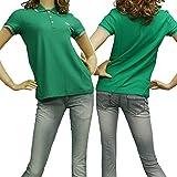(モンクレール)MONCLER レディースポロシャツ 83860-00-84080 グリーン [並行輸入商品] ランキングお取り寄せ