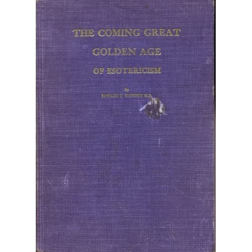 The Coming Great Golden Age of Esotericism the Antakarana, Volume 1