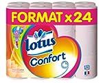 Lotus Confort 24 Rouleaux de Papier H...